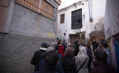 Una ruta descubre los secretos del barrio del Manjón, el corazón del Motril musulmán