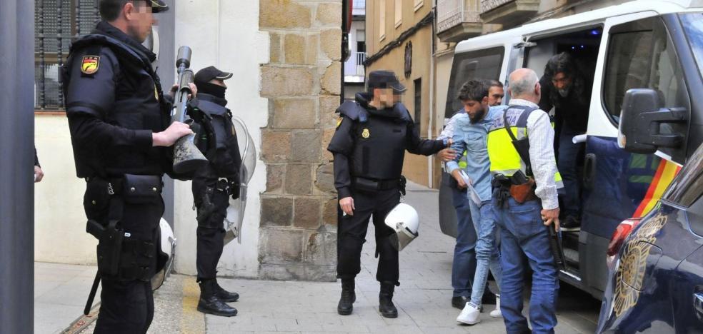Sube la delincuencia en la provincia, aunque se constata un descenso en Úbeda y Linares