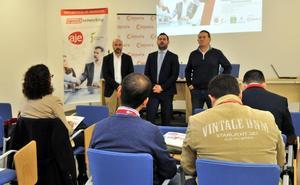 Numerosos jóvenes empresarios se reúnen en un encuentro de negocios