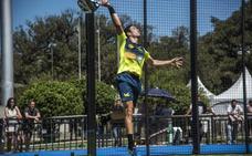 Javi Ruiz alcanza las semifinales en el Máster de Buenos Aires
