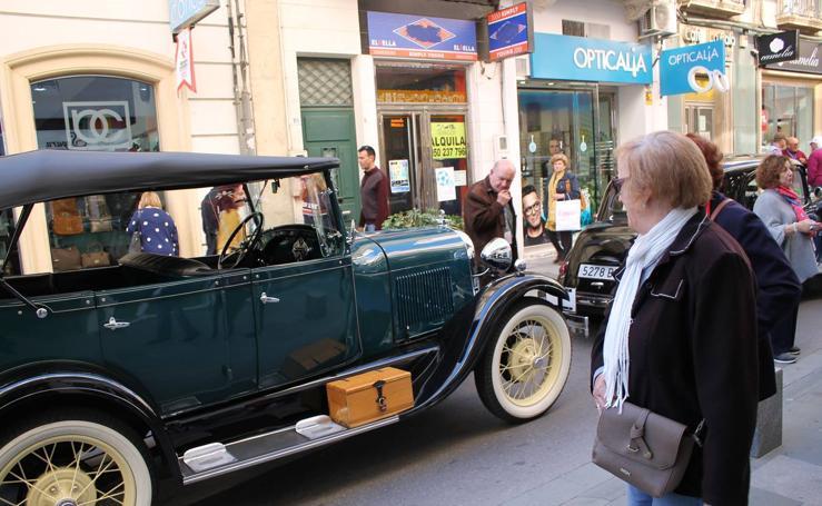 Joyas sobre ruedas en Almería