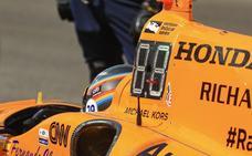 Alonso vuelve a las 500 Millas de Indianápolis