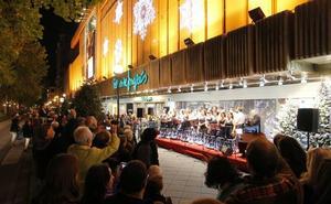 El Corte Inglés de Granada inaugura la Navidad el próximo viernes con un gran encendido