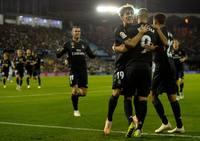 Las mejores imágenes del Celta-Real Madrid