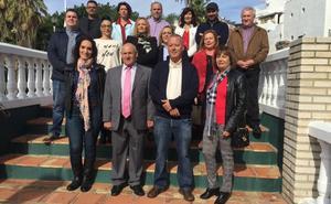 El partido de Benavides se presenta a las Andaluzas para pedir agua para el campo de Almuñécar