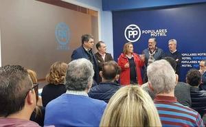 El candidato del PP Juanma Moreno dará el martes un mitin en Motril