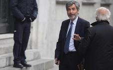 El Poder Judicial mantiene un convenio con el centro de estudios de la patronal bancaria