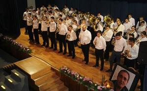 La Herradura brinda un homenaje póstumo a 'Chico', el creador de la Agrupación Musical San José