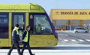 «El tranvía de Jaén se va a desatascar cuando acaben las elecciones»