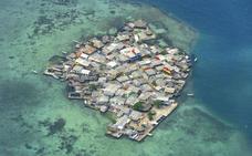 El bulo de la isla desierta paradisíaca