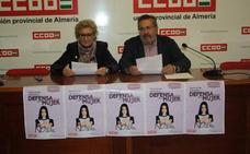 CCOO relanza el servicio de defensa legal laboral para mujeres