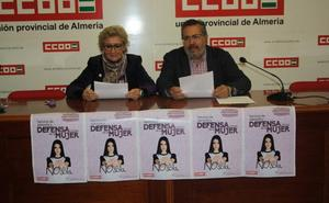 CCOO relanza el servicio de defensa legal laboral para mujeres