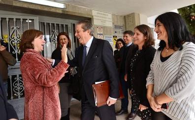 El instituto Emilio Muñoz y la Residencia Atalaya en Cogollos Vega celebran sus 50 años