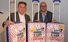 Granada y Jaén se promocionan en Canarias para potenciar sus conexiones aéreas