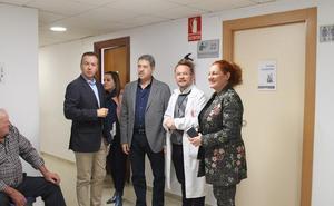 El centro de salud de Salobreña incorpora cuatro profesionales más