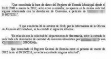 Una promotora ingresó diez millones al Ayuntamiento de Almuñécar por un convenio fallido de 2005 que nadie reclama