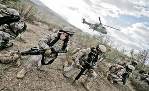 La Armada hace su ejercicio más importante del año