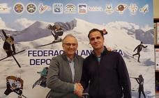 Carlos Santandreu, nuevo presidente de la Federación Andaluza de Deportes de Invierno