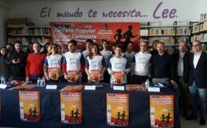 La XIX Carrera Popular y Gran Caminata llenarán este domingo las calles de Jaén