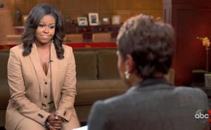 Expectación máxima por el libro de Michelle Obama