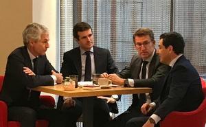 Casado se volcará en las elecciones andaluzas con 45 actos centrados en Málaga, Cádiz y Sevilla