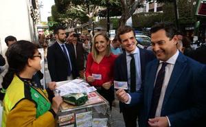 Moreno vincula los 40 años de Gobierno socialista en la Junta a la «compra de favores políticos»