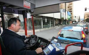 Almería estrena mañana los transbordos en bus hasta la estación de Huércal-Viator