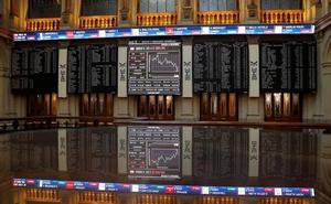 El Ibex-35 recupera los 9.100 tras las buenas noticias de la guerra comercial y el 'brexit'