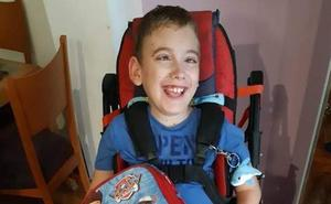 Muere Jaime, el pequeño de 9 años con parálisis cerebral que impulsó la recogida de tapones de plástico