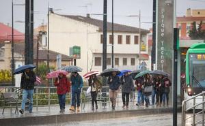 ¿Cuándo va a llover esta semana en Granada?