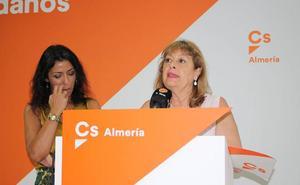 Ciudadanos exige a Mabel Hernández que deje su escaño