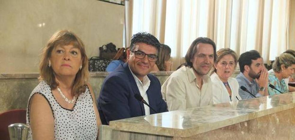 Mabel Hernández abandona Cs Almería, otra vez