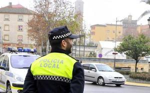 Herida muy grave una mujer en un choque en la calle Tetuán de Linares