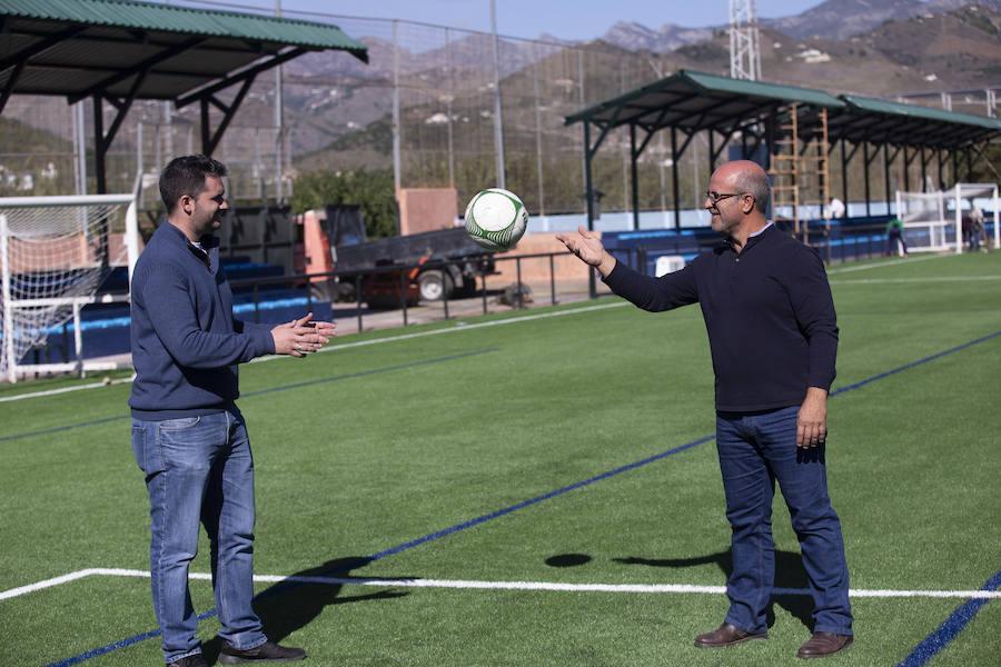 Luis Aragón no repetirá como cabeza de lista del partido socio de gobierno del PP en Almuñécar