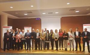 Cruz Roja Jaén premia a 16 empresas por ser un 'puente' a la inserción laboral