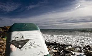 Plan contra las basuras marinas, el verano próximo en el Cabo de Gata