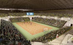 El Olivo Arena ya puede licitarse tras aprobar la Junta sus 10 millones