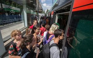 Los trabajadores del metro deciden hoy si vuelven a convocar una nueva huelga