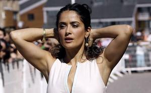Salma Hayek y Bardem rodarán una película en Almería