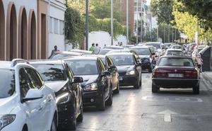 Granada debe reducir un 16% las emisiones de gases contaminantes asociados al tráfico para cumplir los límites legales