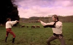 'Los duelistas': el esgrima como ciencia y el duelo como obsesión