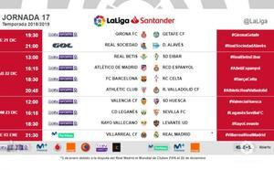 El Villarreal-Real Madrid, aplazado al 3 de enero por el Mundialito