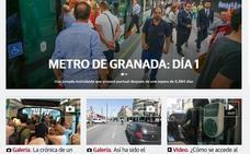 IDEAL gana el Premio Andalucía de Periodismo por su cobertura sobre el metro de Granada