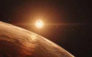 El Observatorio de Calar Alto encuentra una supertierra en el segundo sistema estelar más cercano a la Tierra