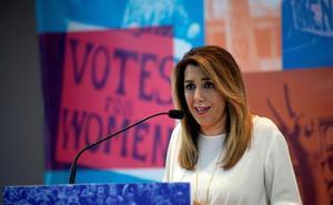 Susana Díaz ganaría las elecciones andaluzas frente a un triple empate de PP, Adelante y Cs