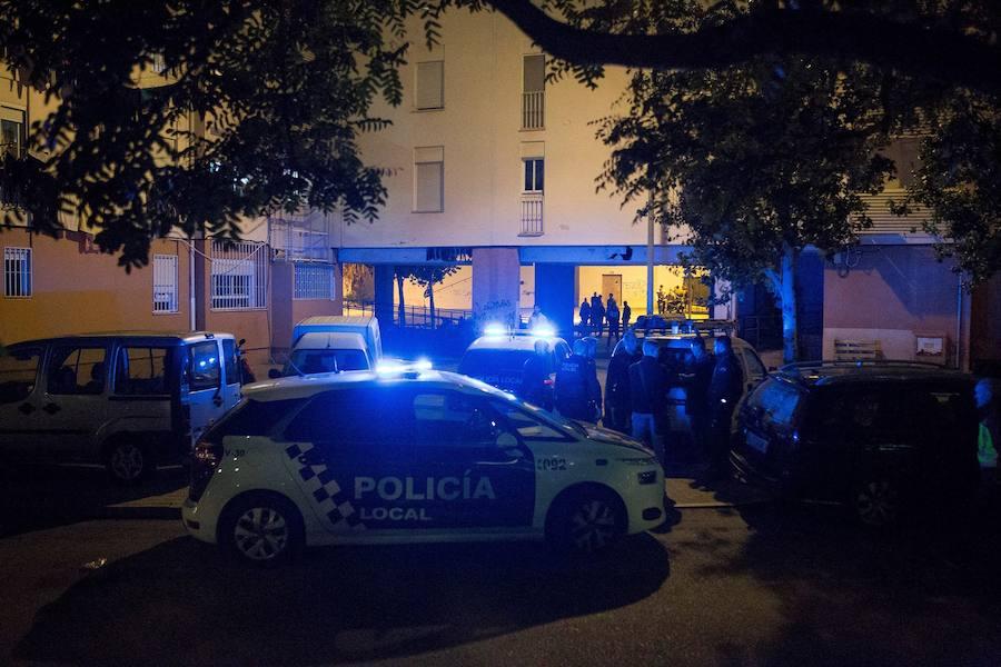 Continúa abierta la investigación por el tiroteo en Motril