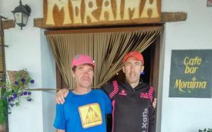 De Motril a Trevélez para combatir el cáncer de mama