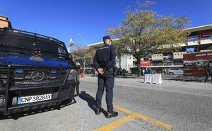 Toman declaración a empleados del Granada y a trabajadores de seguridad