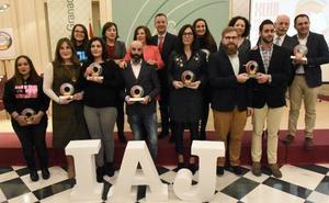 La Junta premia a ocho jóvenes por sus proyectos como emprendedores