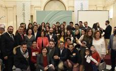 Premio a ocho jóvenes por sus proyectos como emprendedores